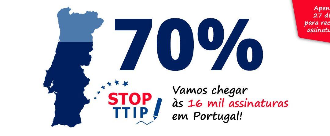 ICE: O Portugal atingiu 70% do quorum!
