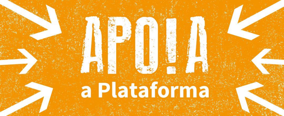 Apoiar a Plataforma