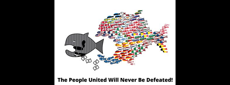 """Ponto Final : """"Politizar"""" necessidades básicas através de acordos internacionais de comércio livre"""