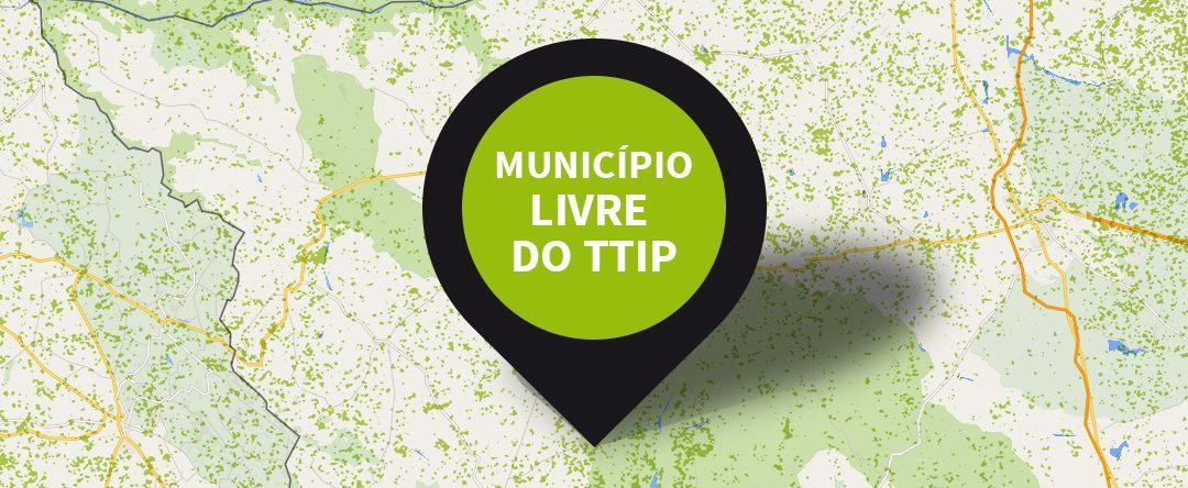 Intervenções na assembleia municipal de Lisboa – TTIP
