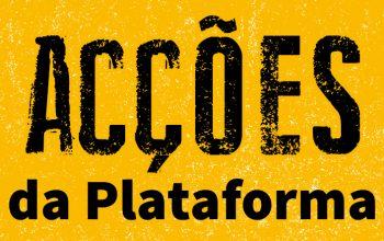 Accões da TROCA - Plataforma por um comércio international justo
