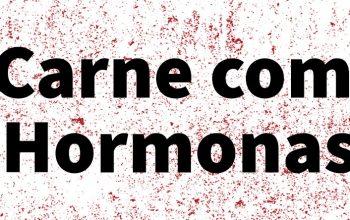 Carne com hormonas