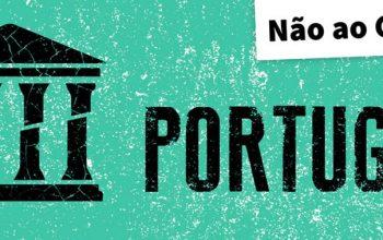 Portugal - Não ao CETA
