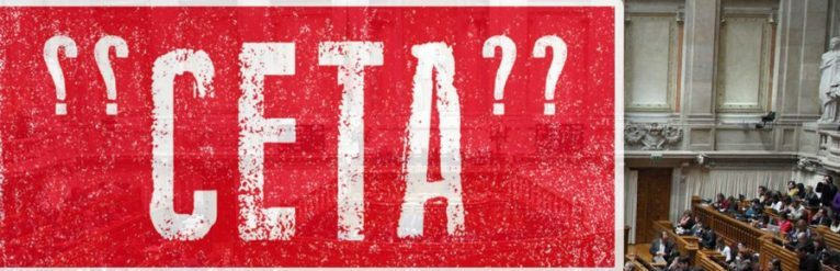 Tratado de livre comercio CETA