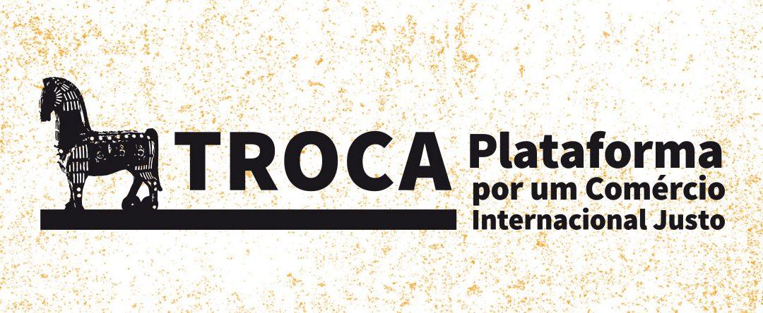 A nova página da TROCA
