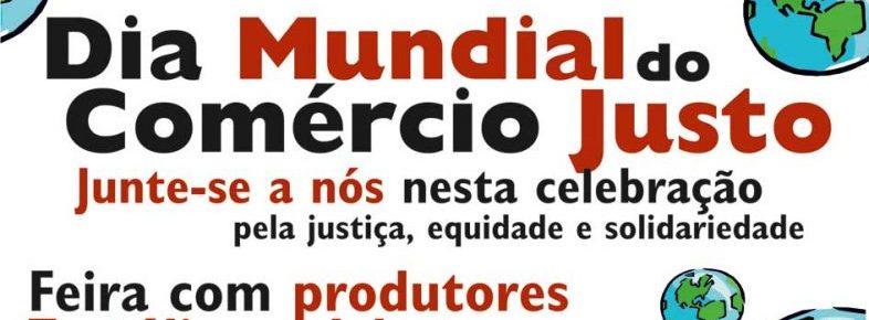A Plataforma participa: Festa do Comércio Justo – 12 Maio, 10h – Lisboa