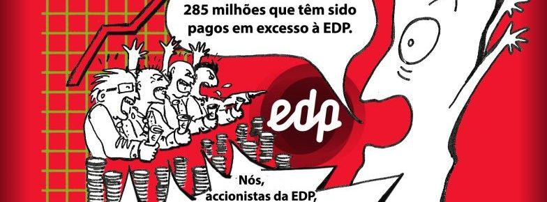 Accionistas da EDP, ISDS, e o contribuinte português