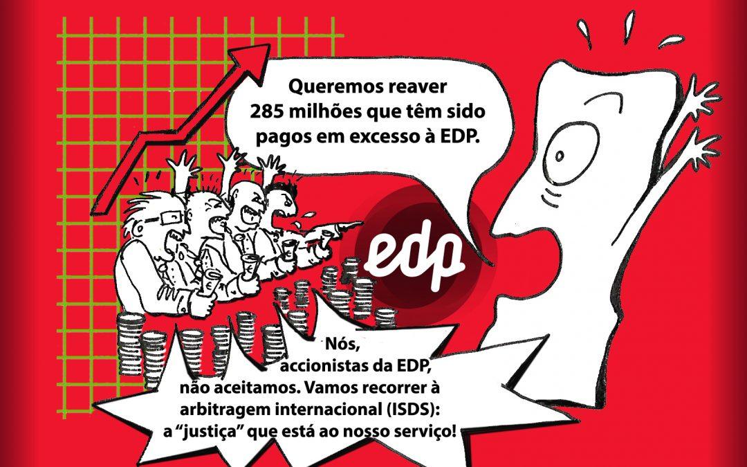 A base legal, Galamba e a EDP