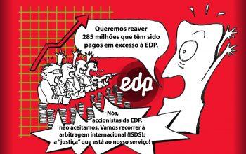 accionistas EDP CMEC ISDS