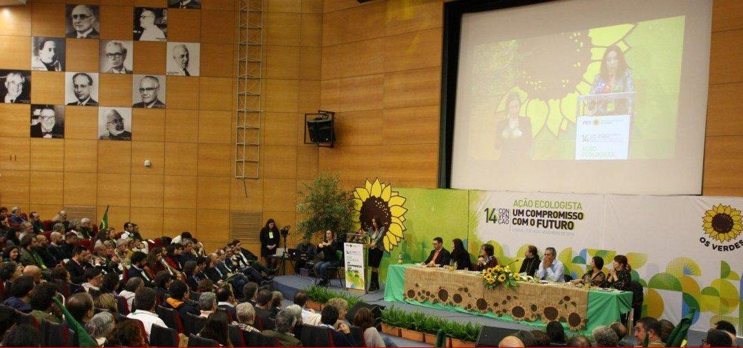 """PEV reafirma oposição a Acordos de Comércio e Investimento """"tóxicos"""""""