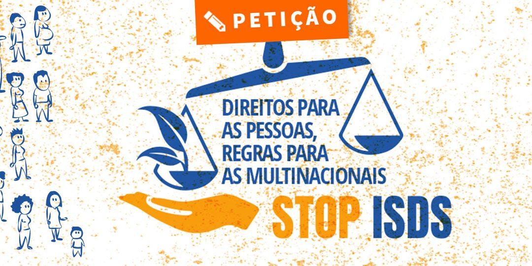 5000 portugueses contra o comércio tóxico