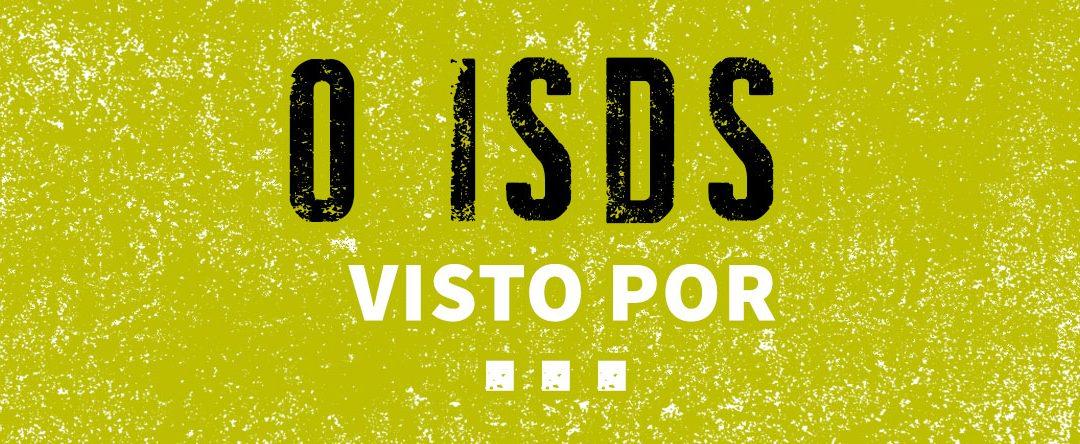 O ISDS visto por…  Jorge Bacelar Gouveia, Professor de Direito