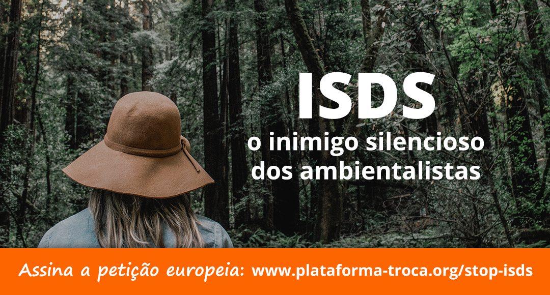 ISDS, o adversário silencioso dos ambientalistas