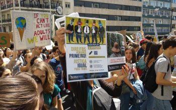 Marcha Mundial Clima Estudante