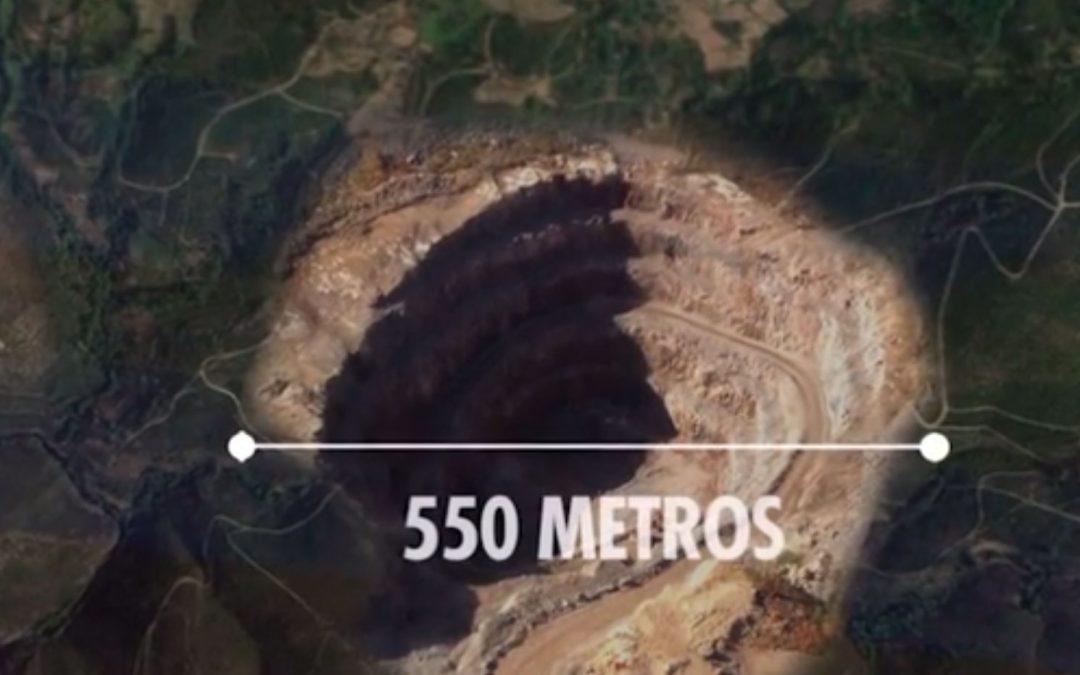 Prospeções minerais no Norte