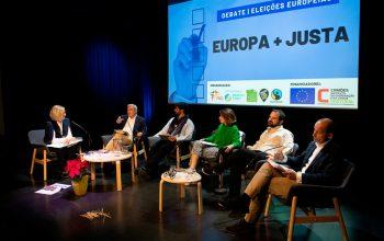 Debate na Fundação Fé e Cooperacao