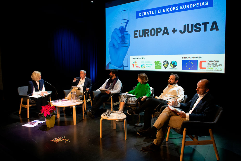 Fundação Fé e Cooperação debate Europa