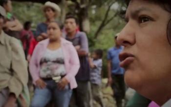 Vídeo STOP ISDS: Honduras Hidroenergia acaba com muitas vidas