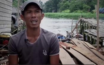 Vídeo STOP ISDS: Indonésia Destruindo as florestas locais para as exportações de óleo de palma