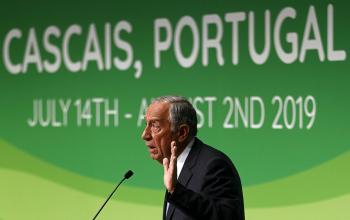 Marcelo Rebelo de Sousa - Dia Mundial do Ambiente - Plataforma TROCA