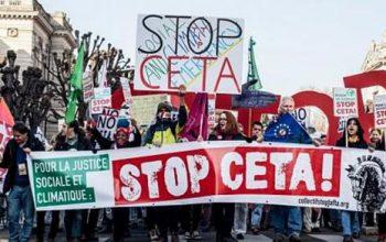 stop CETA França