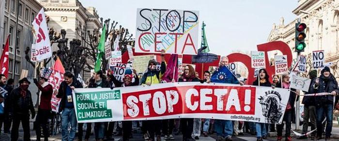 Ratificação do CETA: carta das ONGs aos deputados franceses