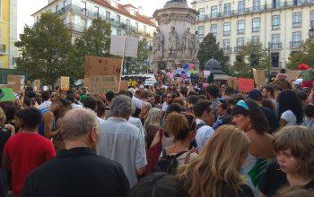 Concentrações pela Amazónia Lisboa