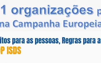 21 organizacoes