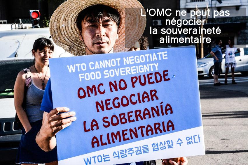Via Campesina apela à mobilização contra Comércio Tóxico