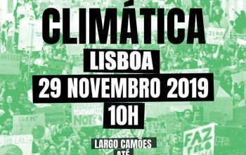 greve climatica estudantil novembro 29