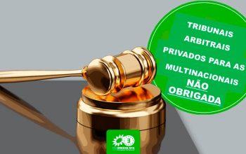 ISDS Nao lobistas das multinacionais