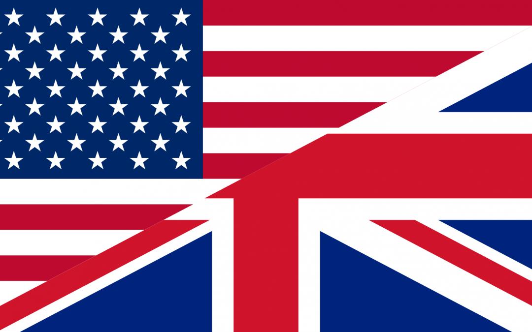 Acordo de Comércio entre o Reino Unido e os EUA?