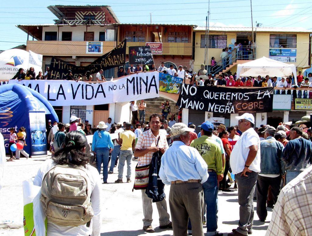 ISDS - Copper Mesa contra o Ecuador