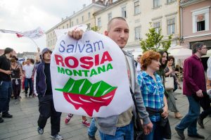 Caso de ISDS - Gabriel Resources contra a Roménia