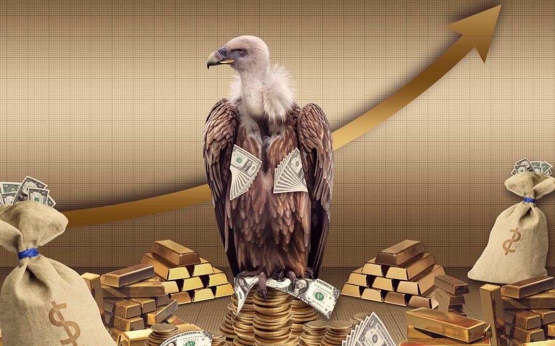 Os abutres da pandemia