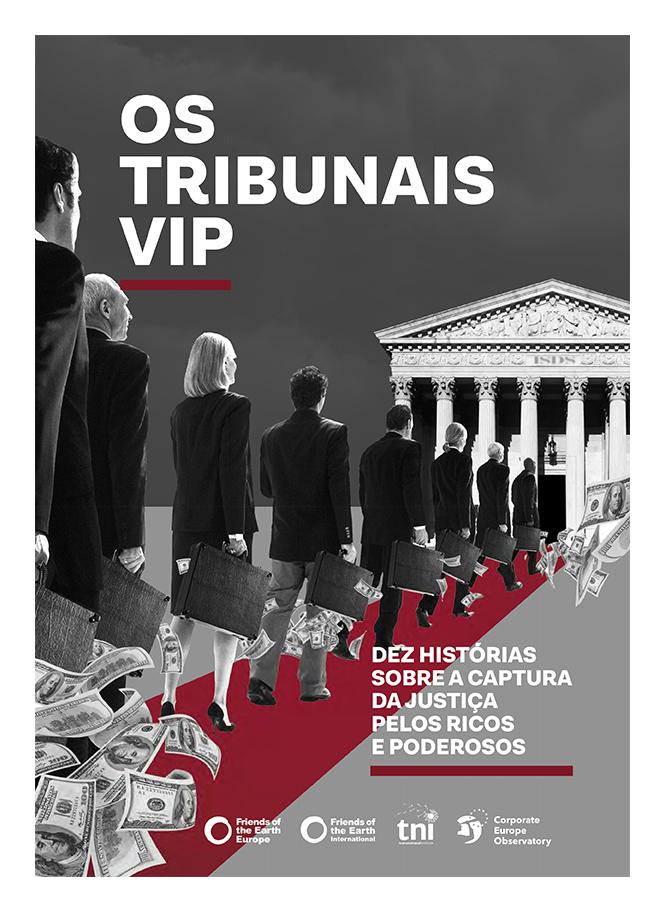 Tribunais VIP - 10 exemplos sistema ISDS