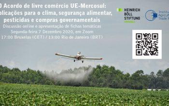 EU Mercosur FTA invitation