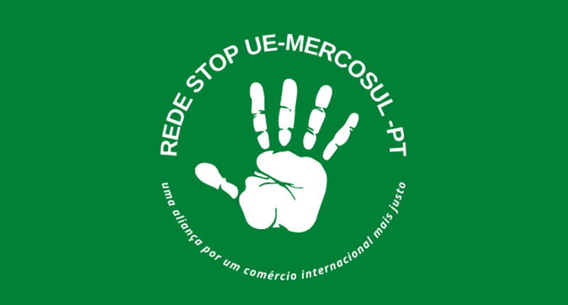 Rede STOP UE-Mercosul Portugal celebra objectivo alcançado