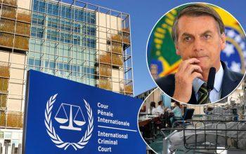 Bolsonaro Tribunal internacional