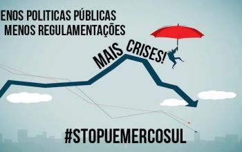 UE Mercosul Mais crises financeiras