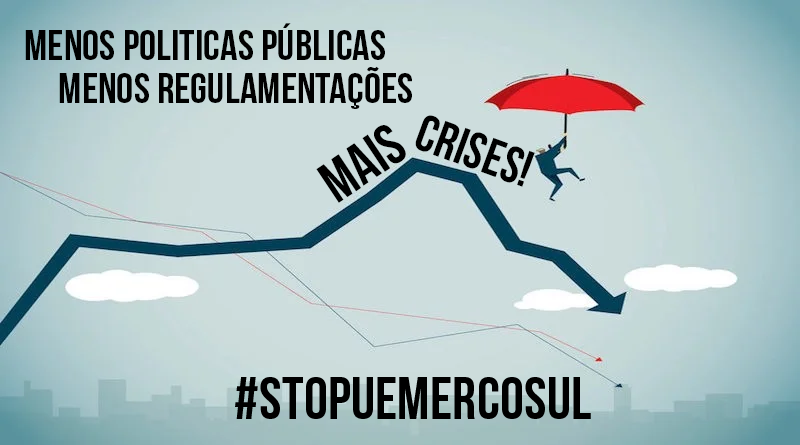 Opinião pública portuguesa opõe-se ao acordo UE-Mercosul