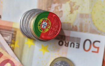 Moeda Euro Portugal