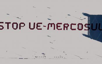 Stop UE-Mercosul Praca Comercio