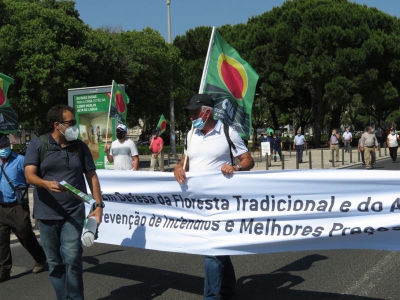Manifestação da Confederação Nacional de Agricultores