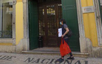 Pedidos de posicionamento ao Governo Português sobre o TCE